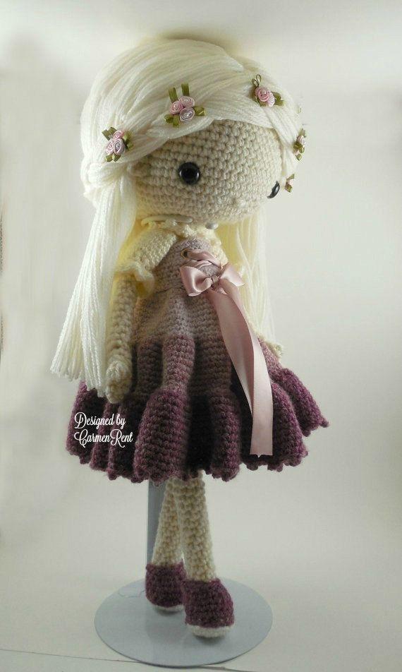 amigurumi doll free pattern pdf