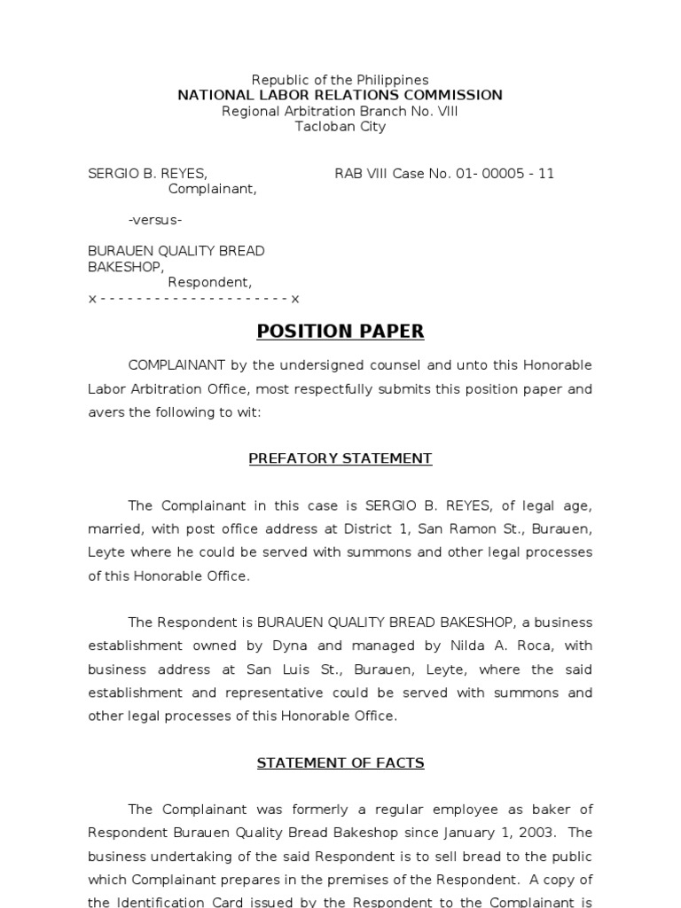 business law sample paper