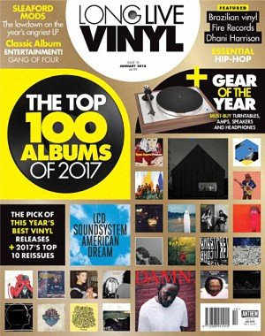 100 greatest albums you should own on vinyl 2017 pdf