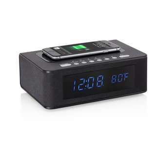 audiosonic digital clock radio instructions