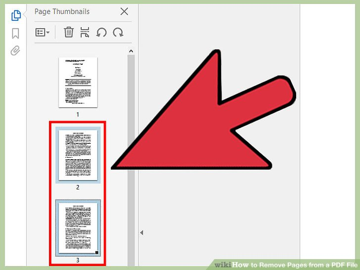 delete pages in officesuite pdf