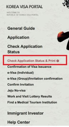 check visa application status online uk
