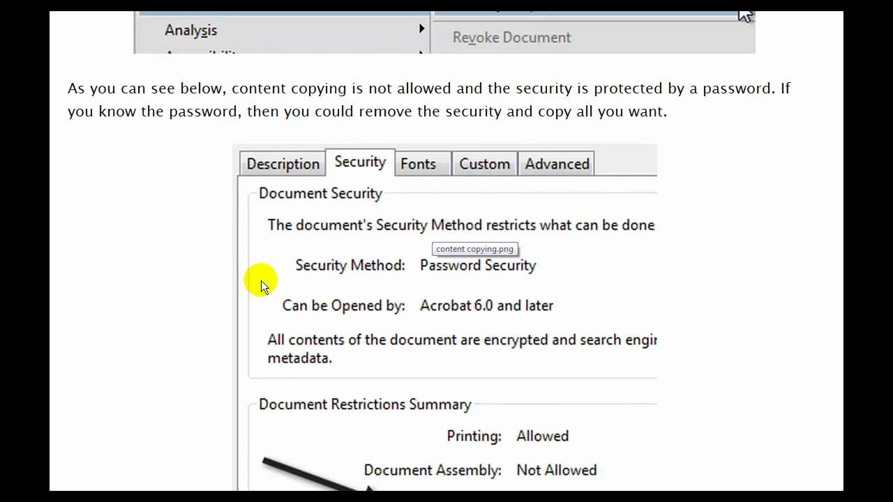 can t copy text from pdf mac