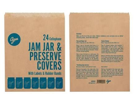 agee preserver manual