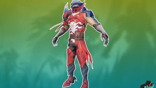 dauntless armour guide for repaeaters