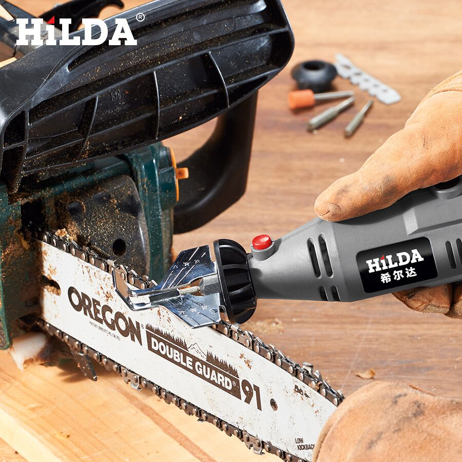 chainsaw sharpening guide for dremel