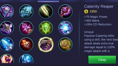 calamity guide