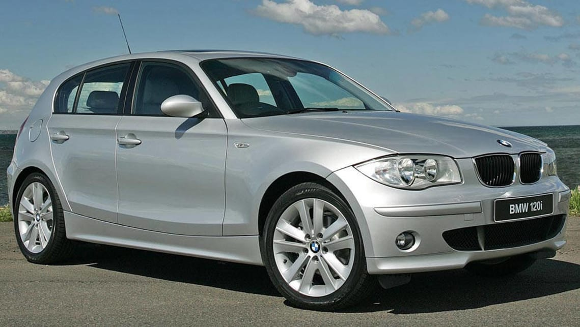 2008 bmw series 1 120i hatchback user manual
