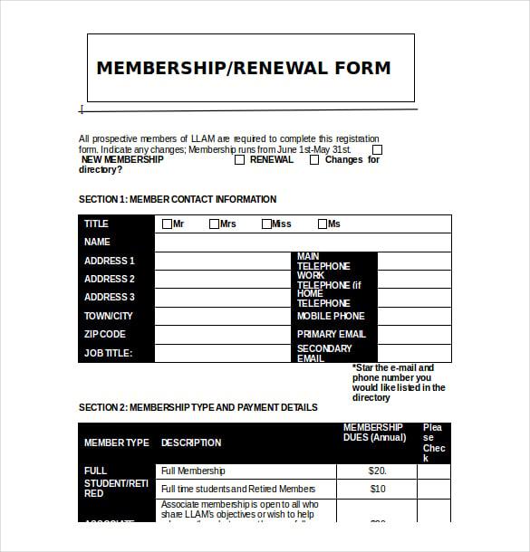 anc membership form 2019 pdf