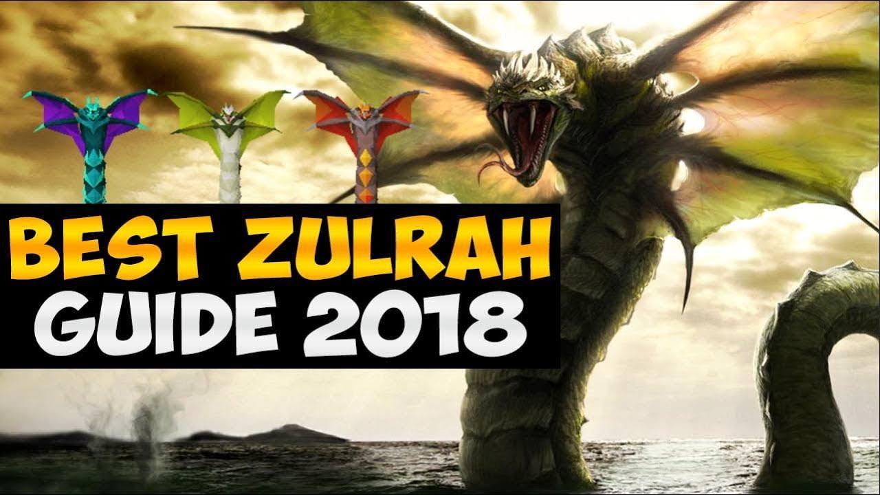best zulrah guide