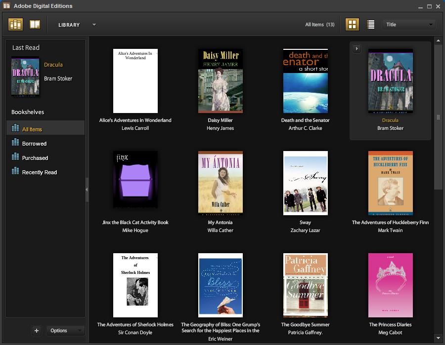 adobe digital editions to pdf