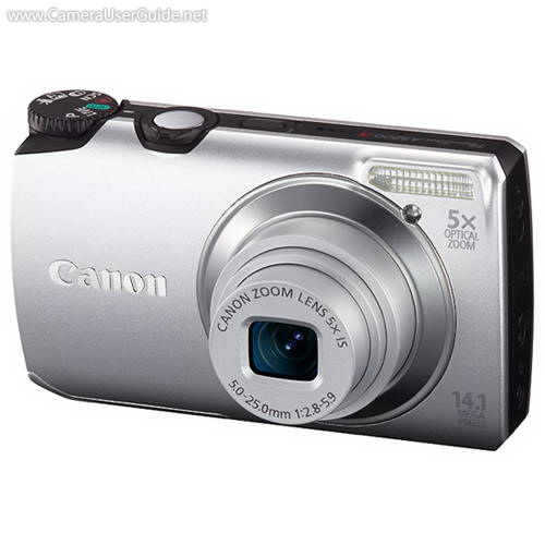 canon powershot a3200is user manual