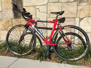 avanti carbonio pro carbon road bike manual