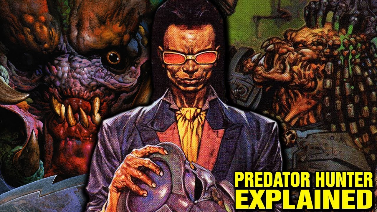 alien vs predator eternal pdf