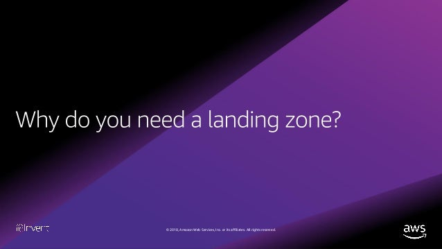 aws landing zone documentation