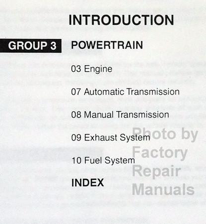 98 mazda capella wagon workshop manual