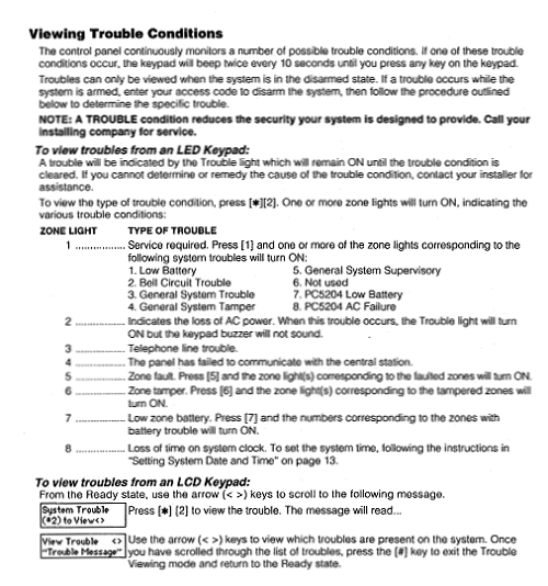 dsc 5010 programming manual