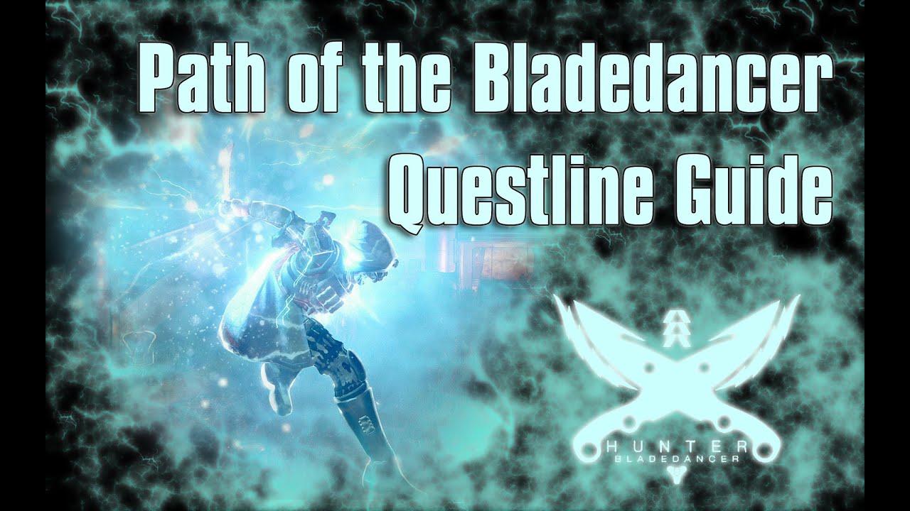 destiny bladedancer guide