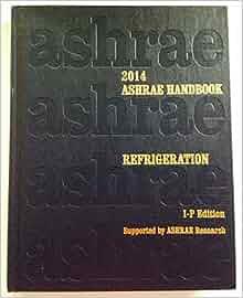 ashrae handbook