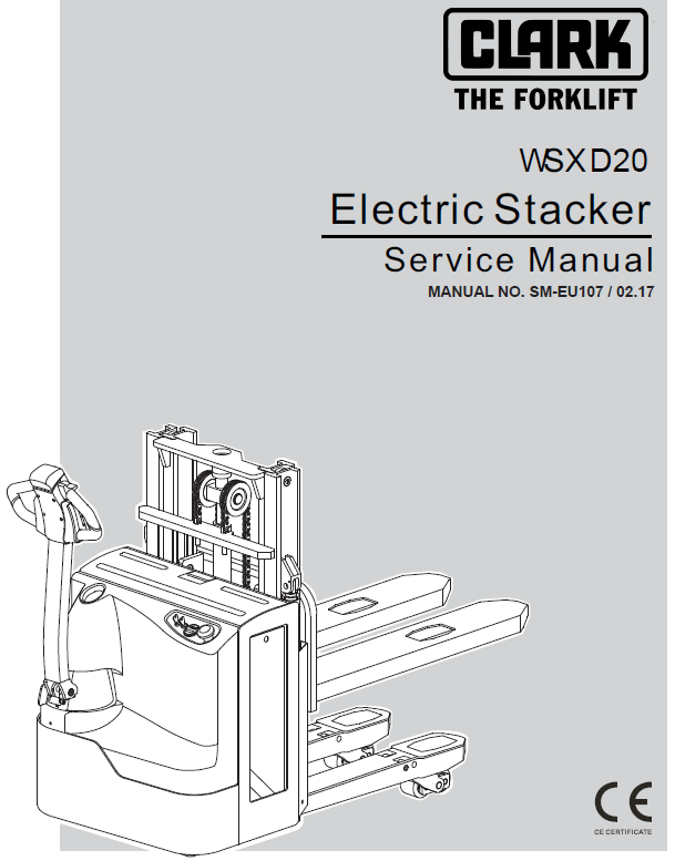 auto stacker manual