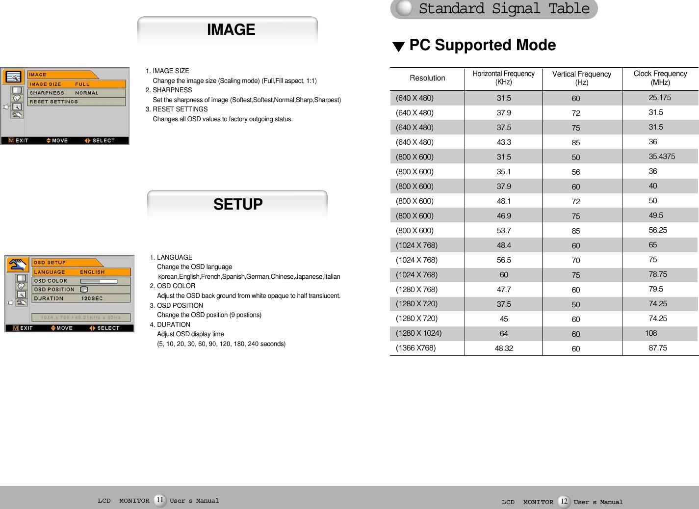 7 tft lcd monitor manual