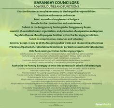 barangay officials duties and responsibilities pdf