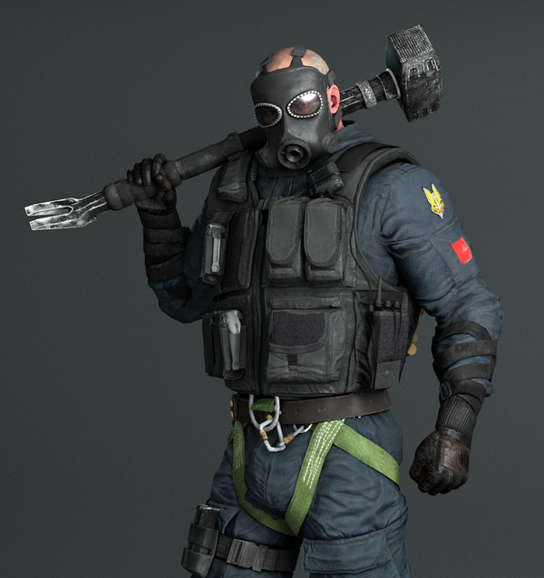 blitz cosplay guide