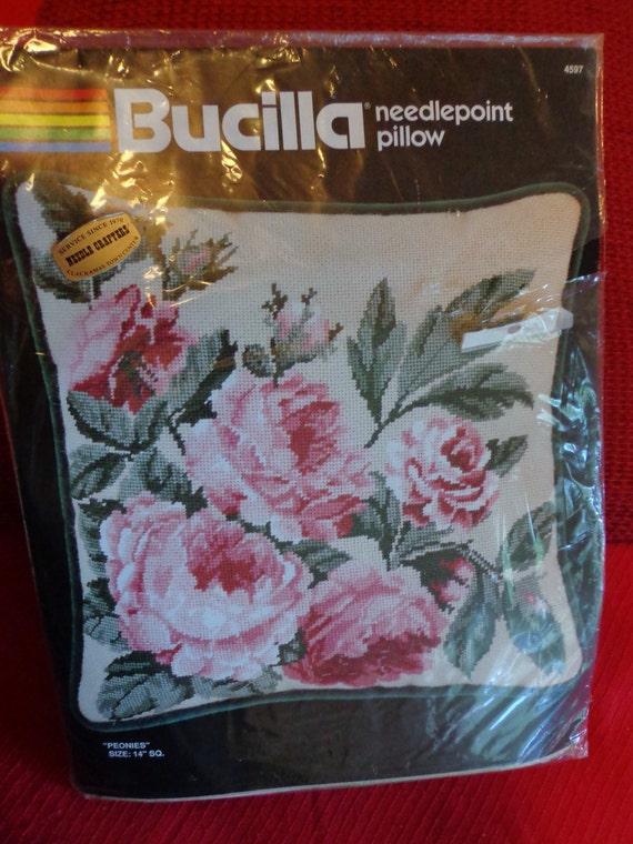 bucilla needlepoint instructions