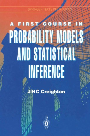 concise cours in statistical inference springer pdf