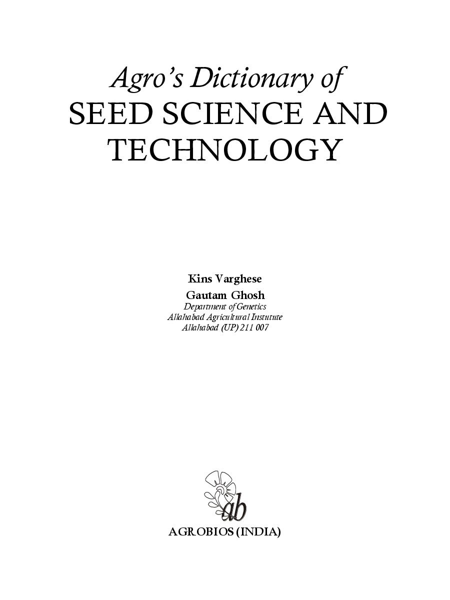 dictionary of food science and technology
