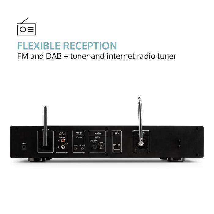 digital or manual hifi tuner