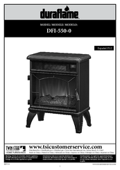 duraflame heater manual 26mms9626