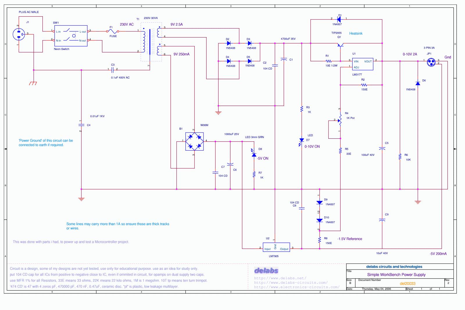 dual power supply pdf