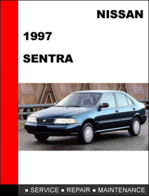 1997 nissan regulus user manual